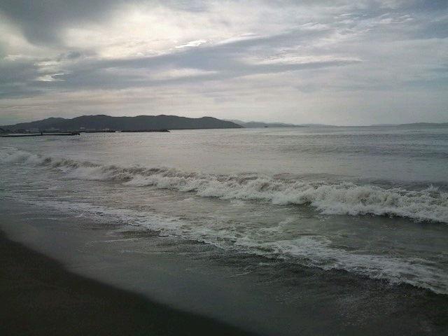 ふるさとの海