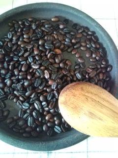 コーヒーの為の時間
